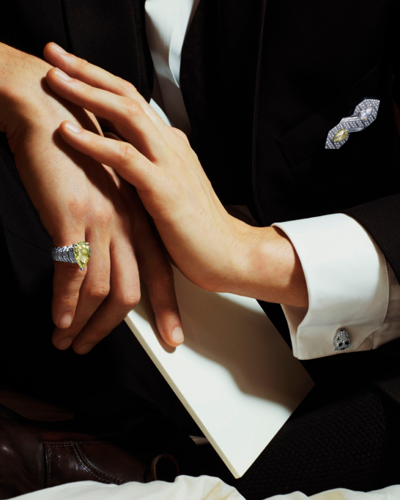 VICTOR LE DAUPHIN FOR CARTIER