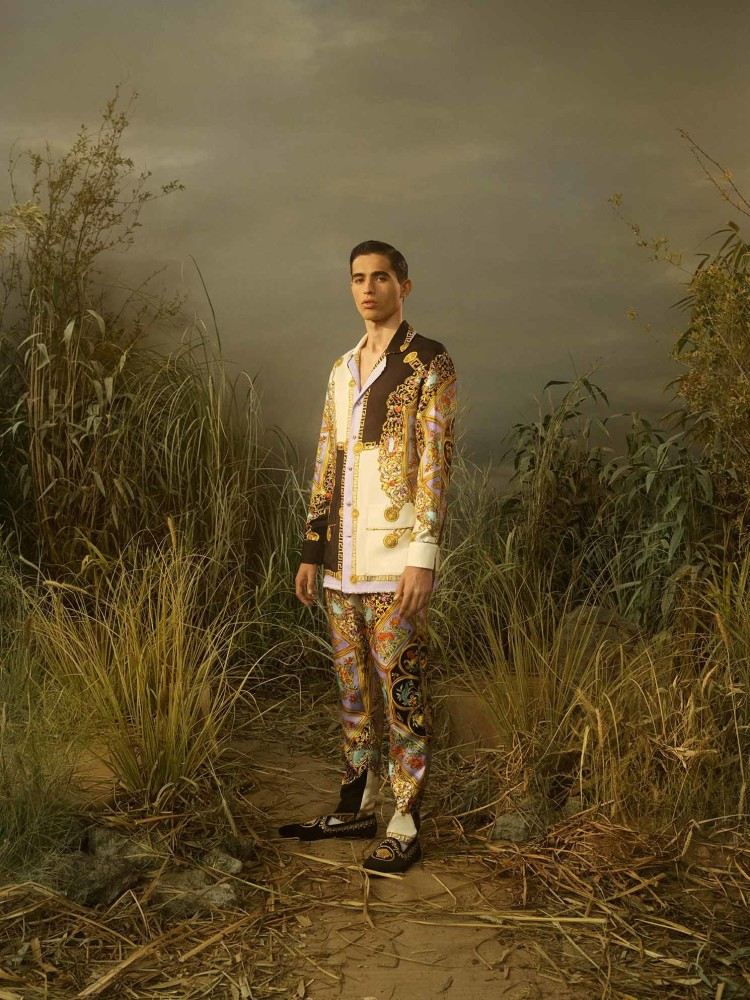 ISMAEL FOR Atelier Versace F/W 2019 Lookbook