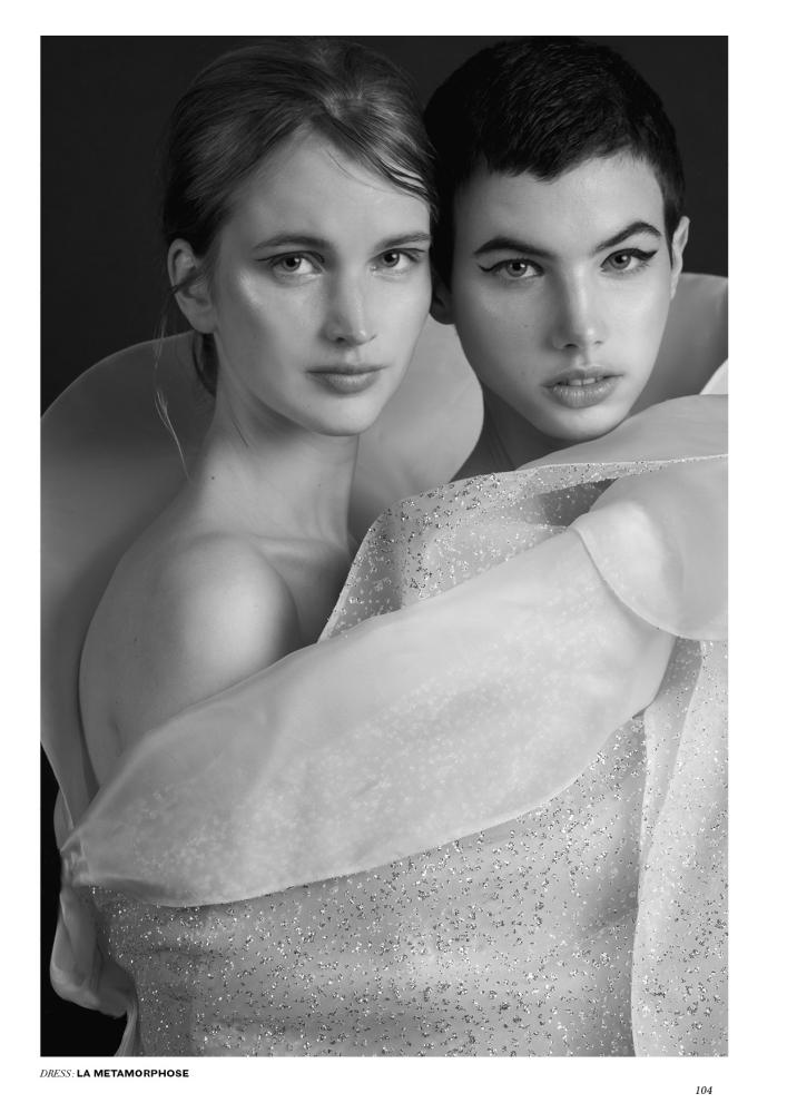 Iris Maas for Faust Magazine