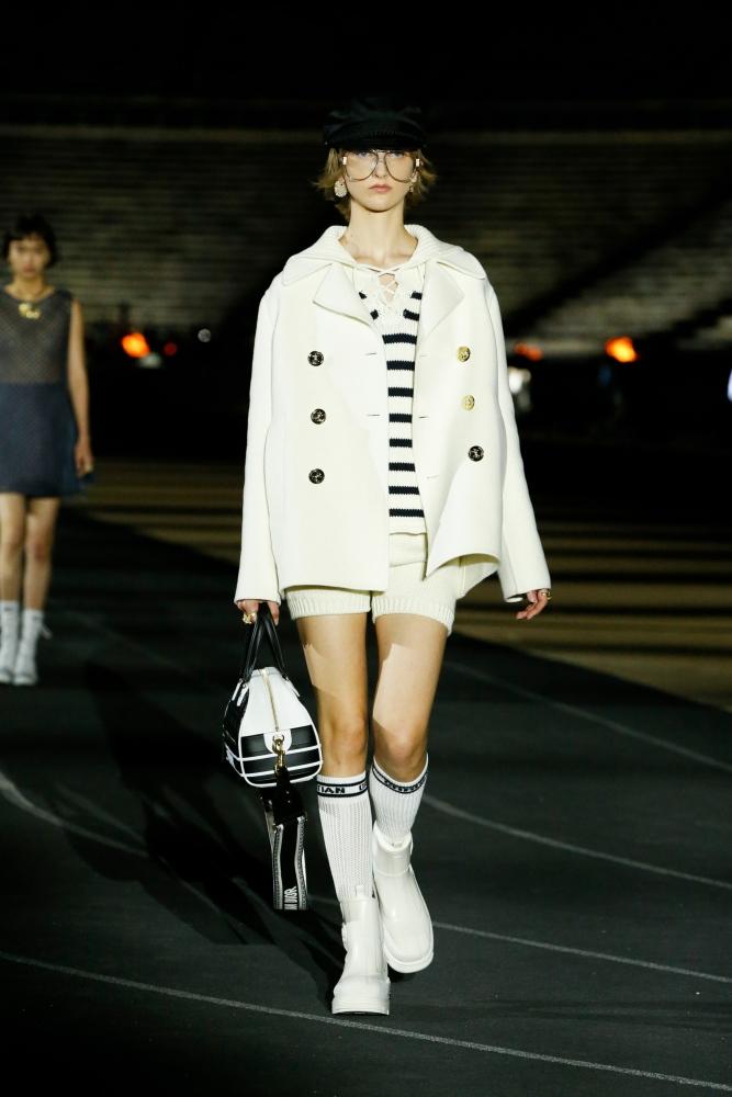 Anna for Dior CRUISE SS 22