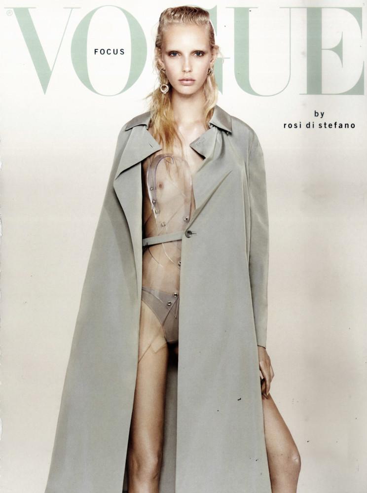 Jessie for Vogue Italia