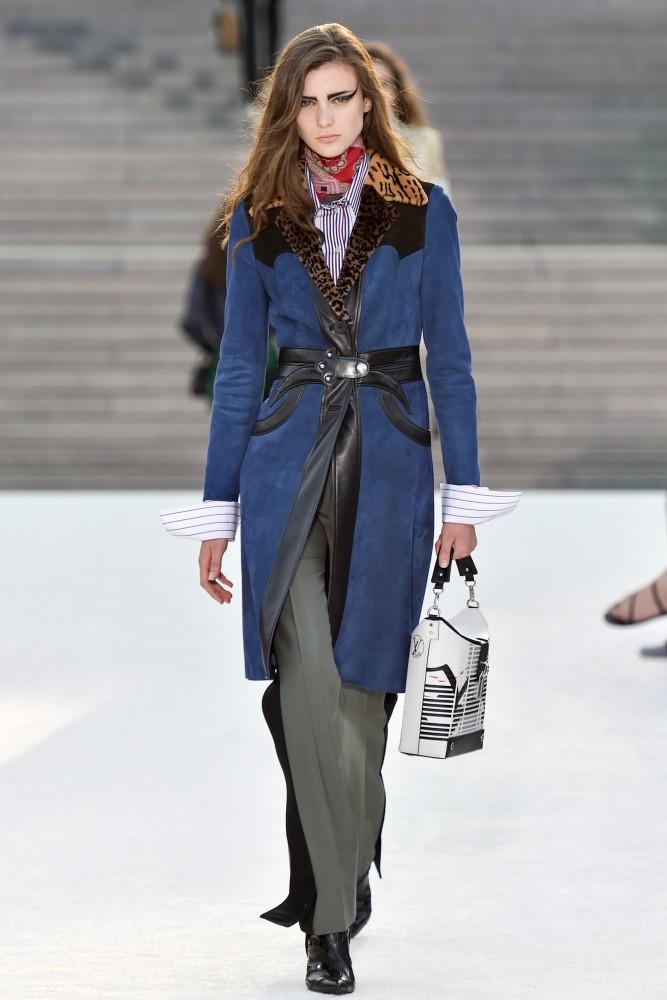 Sara for Louis Vuitton