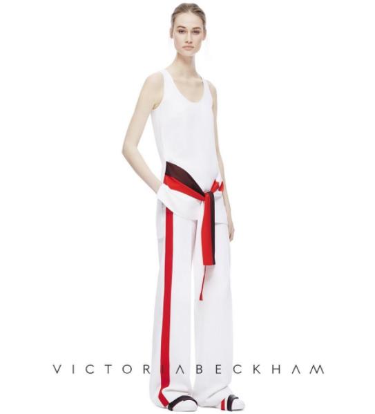 Anna Roos for Victoria Beckham VVB
