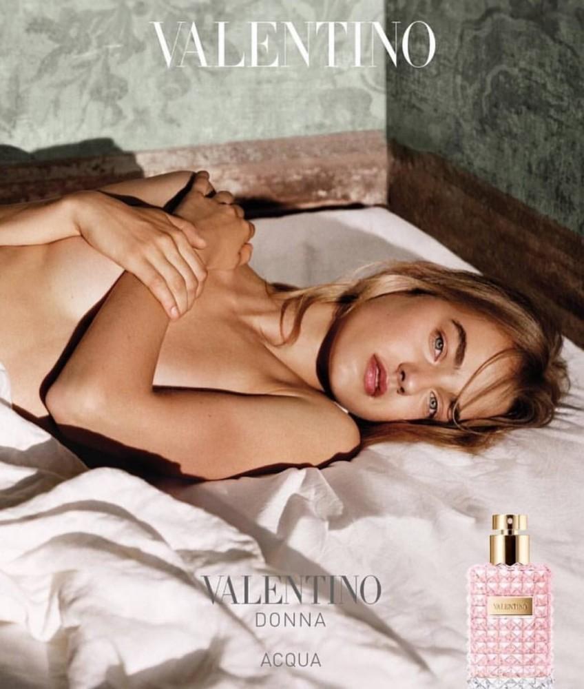 Maartje for Valentino Donna & Uomo Acqua