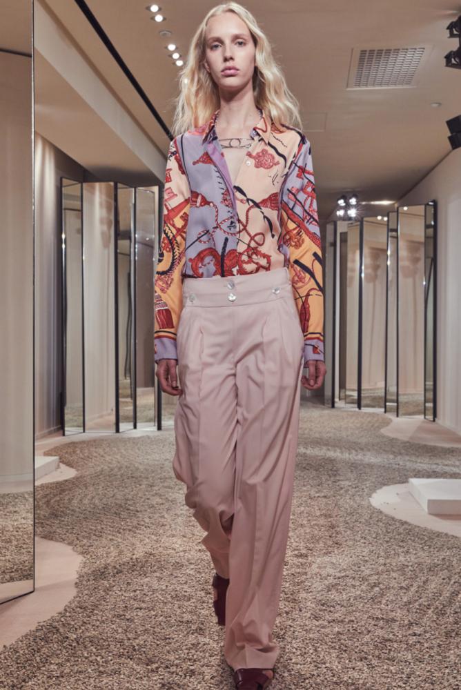Jessie for Hermès