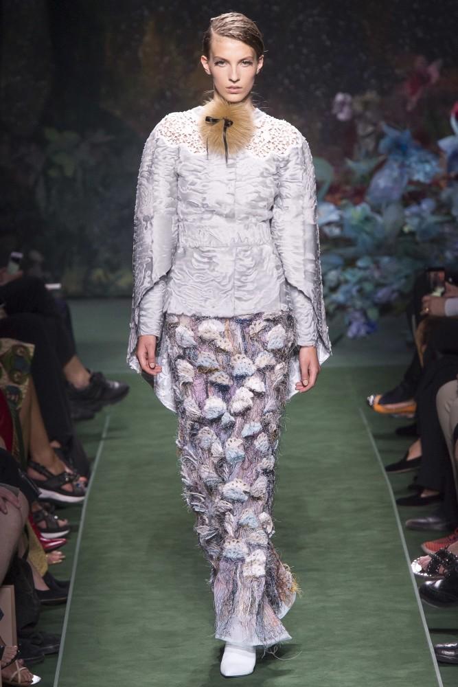 Beautiful Silke for Fendi