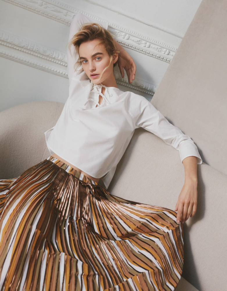 Maartje for Max&Co Campaign