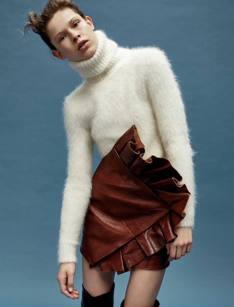 Iris for Harpers Bazaar Russia