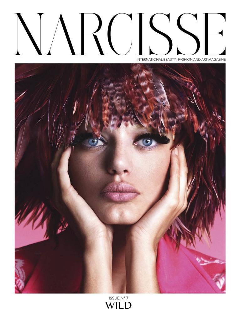 Bregje for Narcisse Magazine