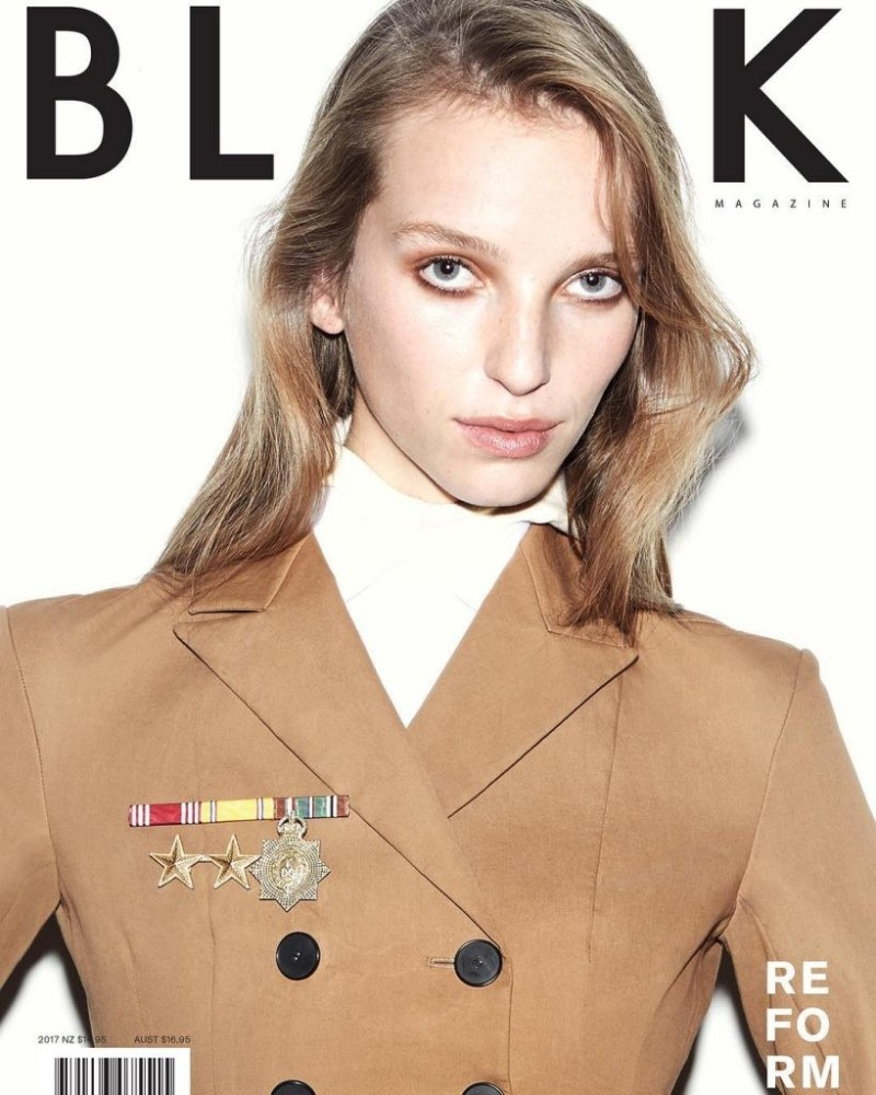 Jamilla for Black Magazine