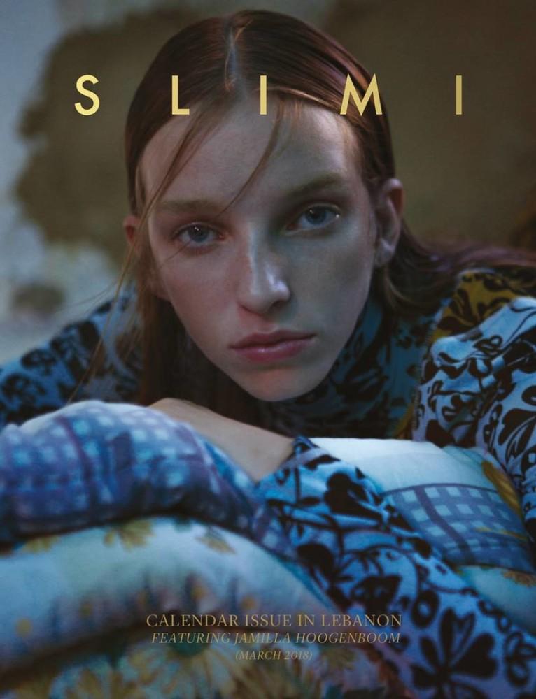 Jamilla for Slimi Magazine