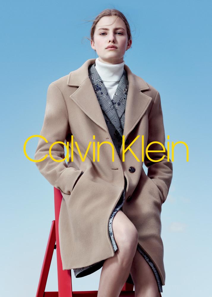 Felice for Calvin Klein