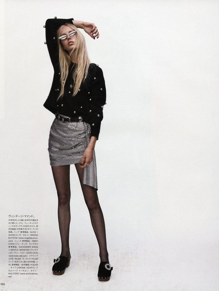 Jessie for Vogue Japan