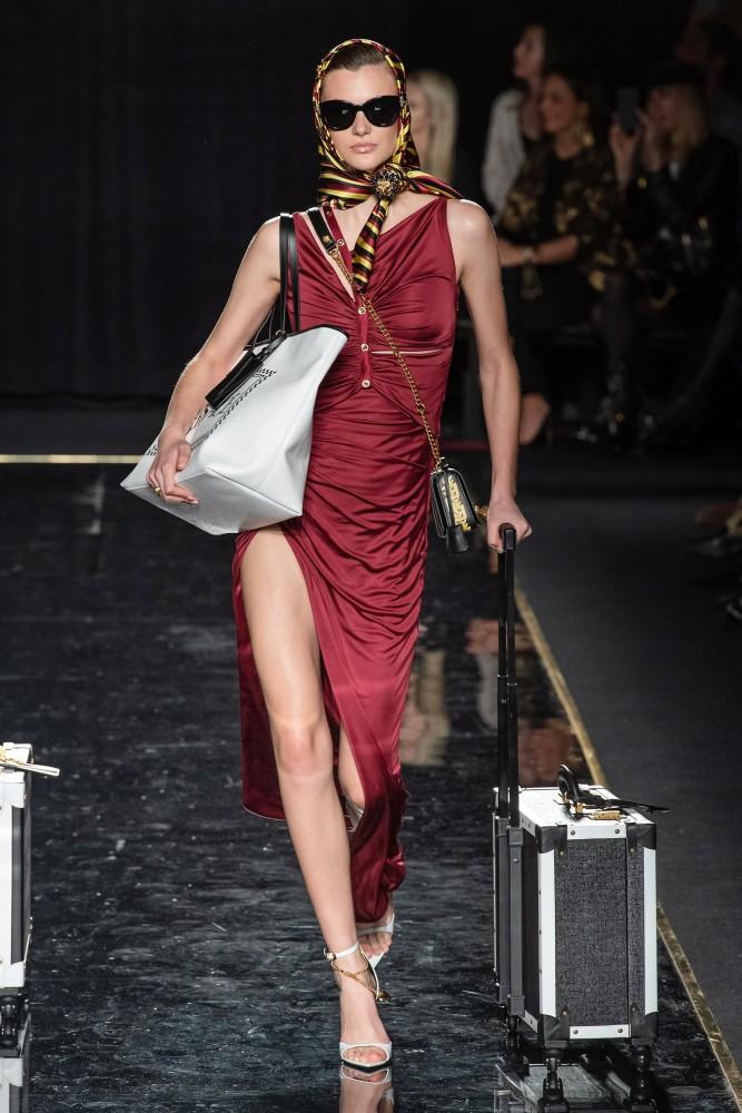 Sara for Versace