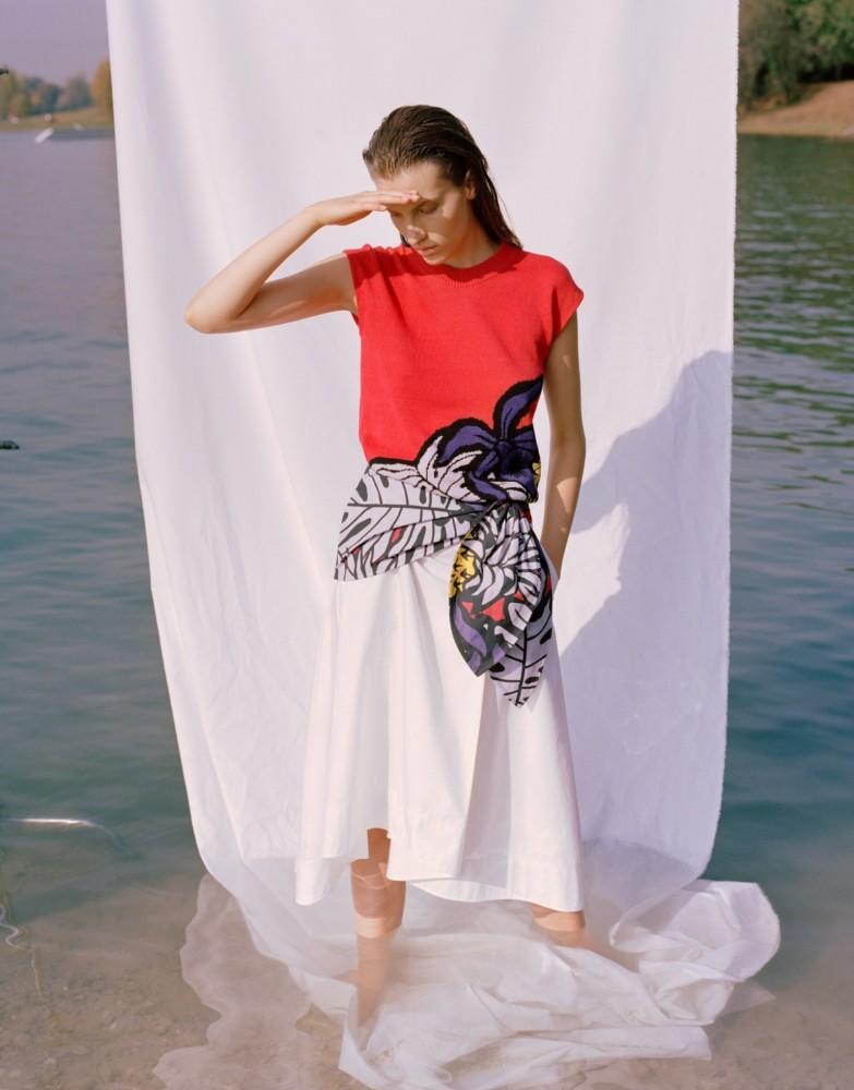 Silke for Krizia