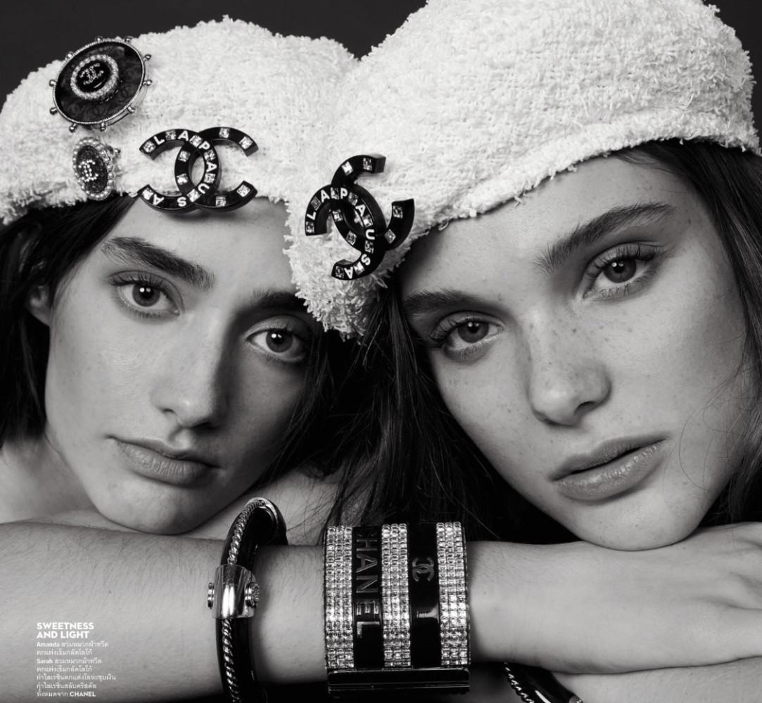 Sara for Vogue Thailand