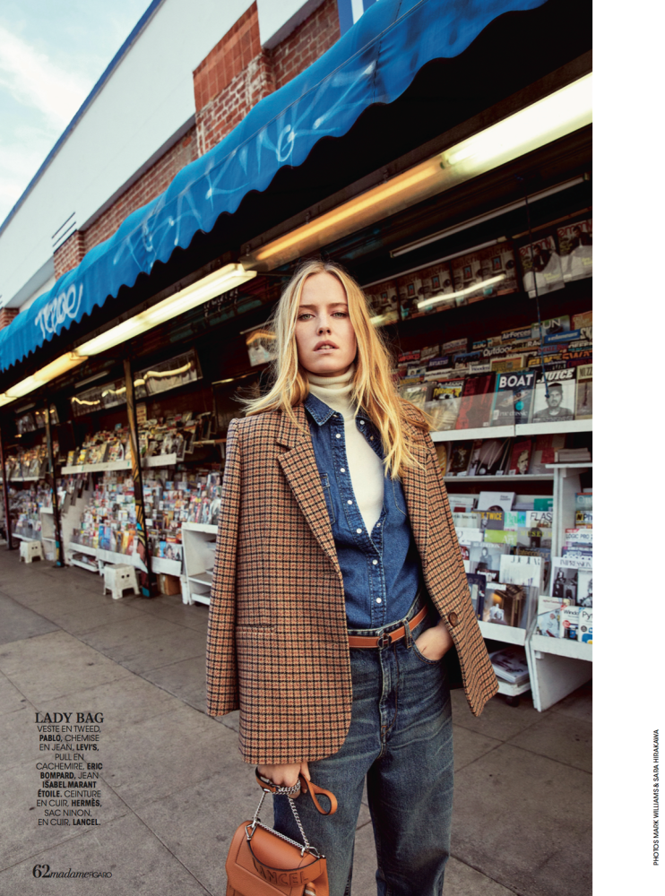 Annelot for Madame Figaro