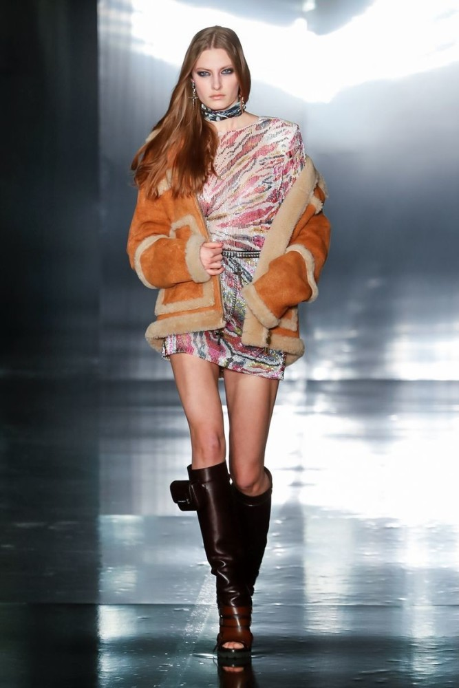 Felice & Michelle for Dsquared2
