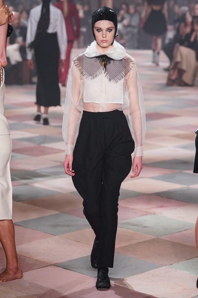 Maaike for Christian Dior