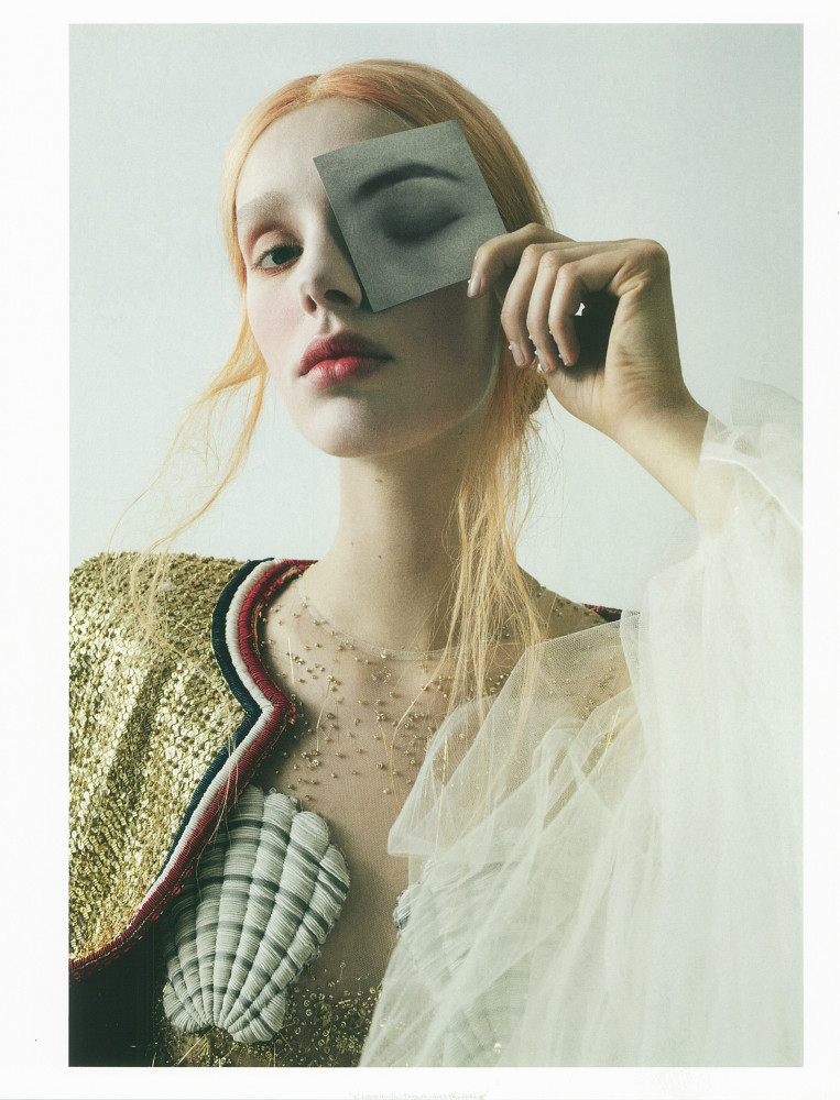 Jessie for Hunger Magazine