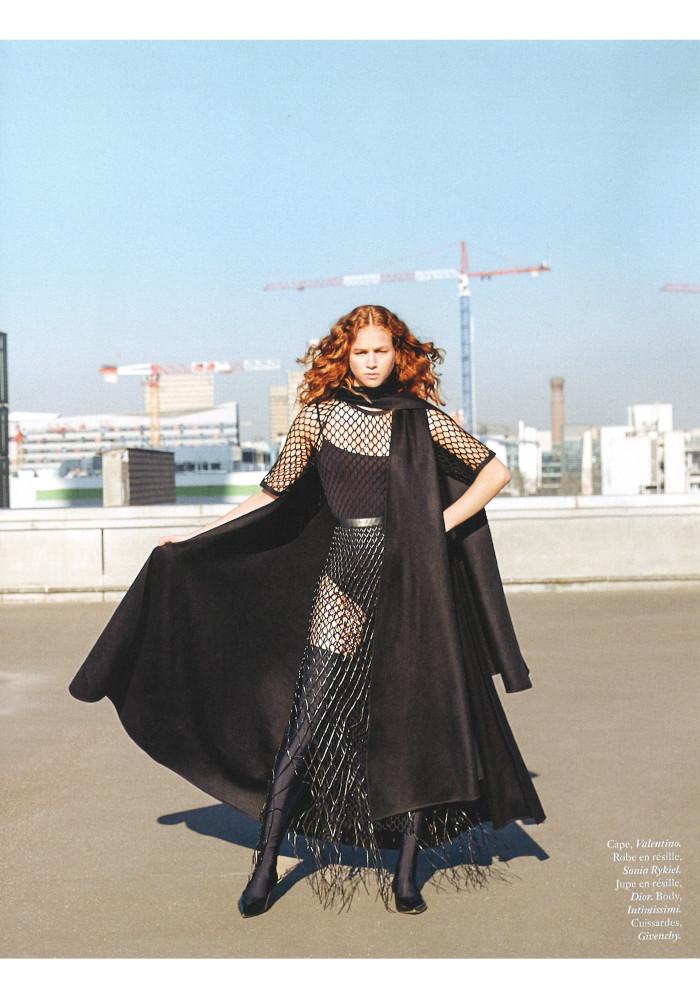 Lois for Glamour FR