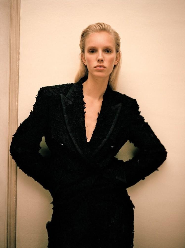 Jessie for Harper's Bazaar Russia
