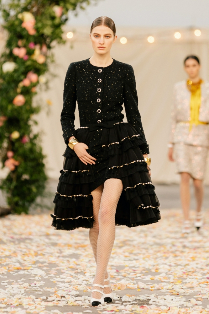 Felice for Chanel Spring 2021 Couture