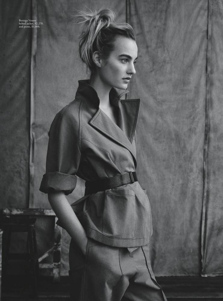 Maartje for Vogue Australia