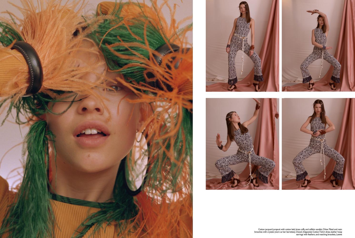 Iris for Female Magazine