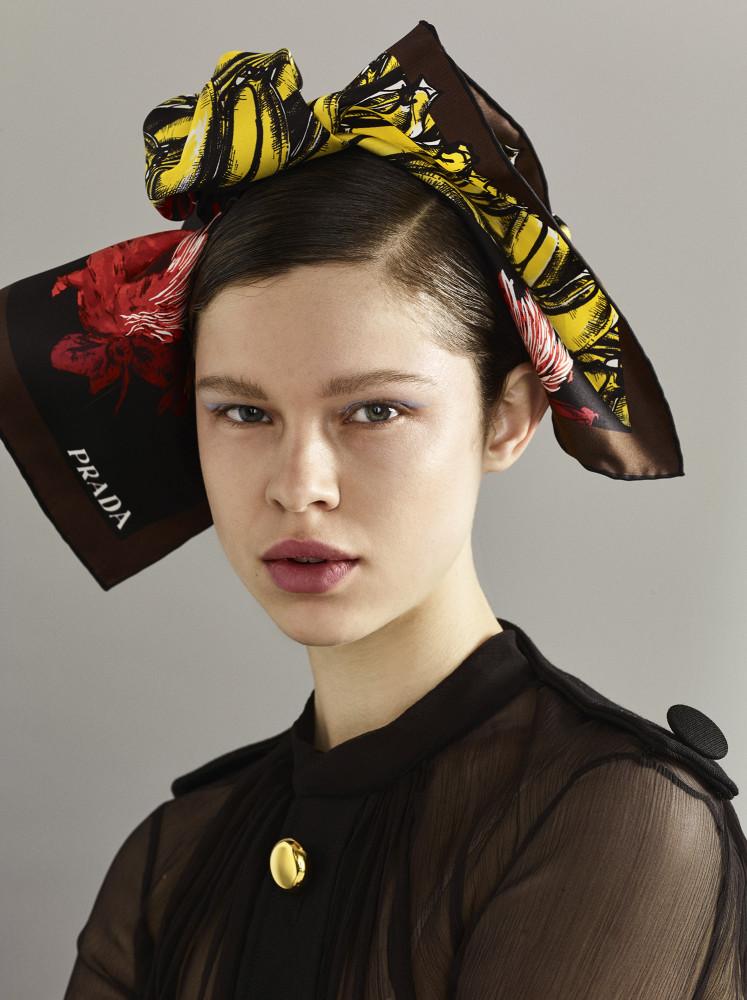 Iris & Jamilla for Harper's Bazaar NL