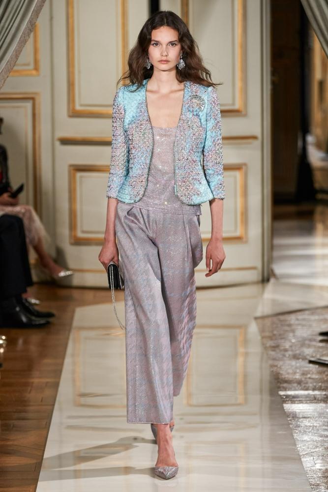 Noortje for Giorgio Armani Privé Couture