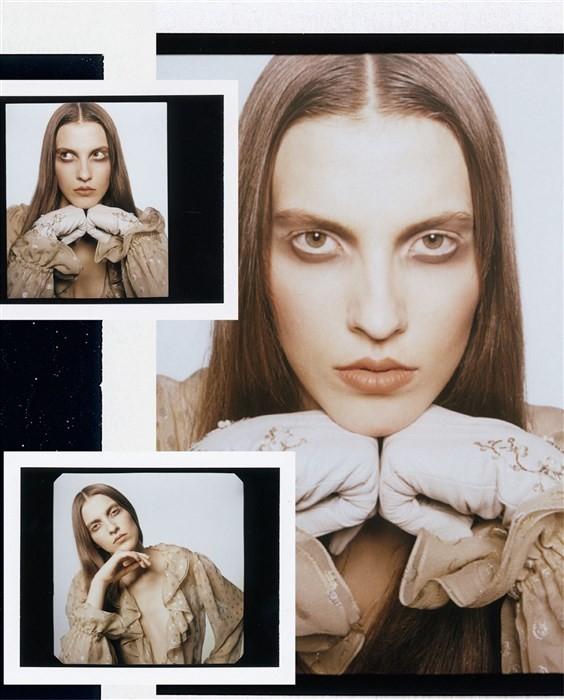 Silke for Vogue Italia