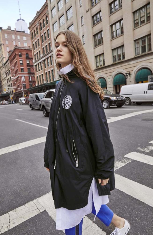 Femke & Silke for DKNY