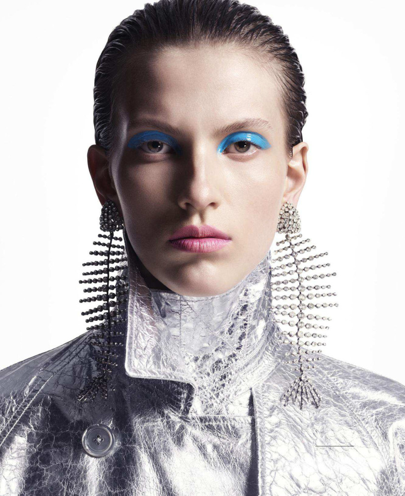 Silke for Harpers Bazaar US