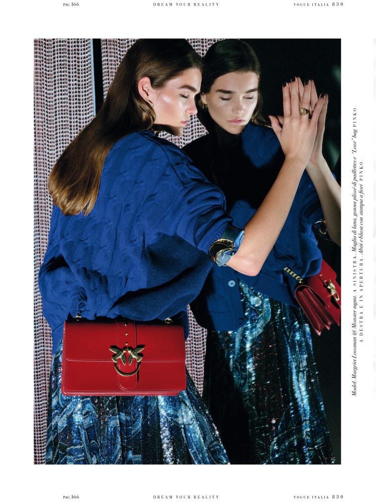 Margriet for Vogue Italia