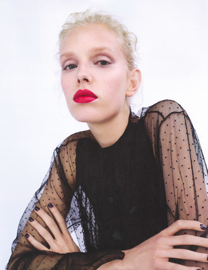 Jessie for Dior Magazine