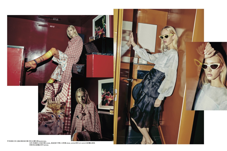 Jessie for SKP Magazine