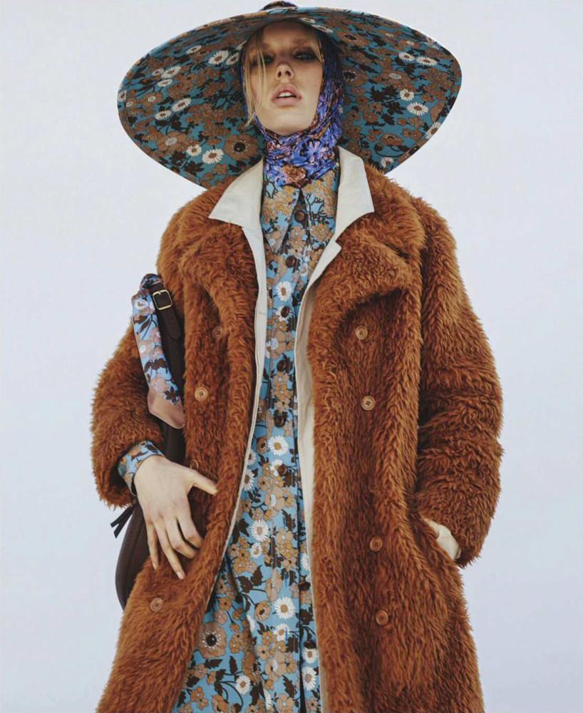 Jessie for Vogue Australia