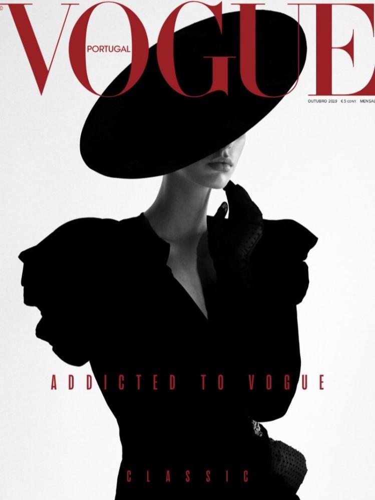 Jessie for Vogue Portugal