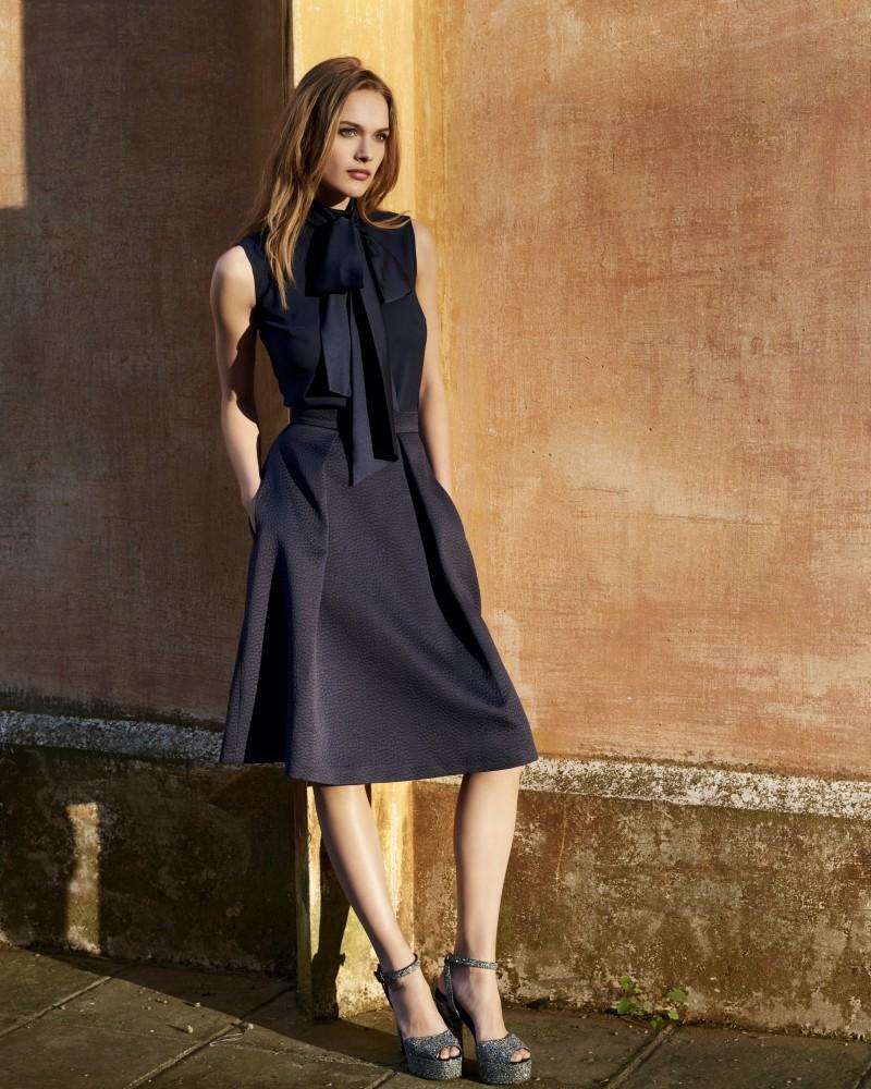 Rozanne for the La Dress Campaign