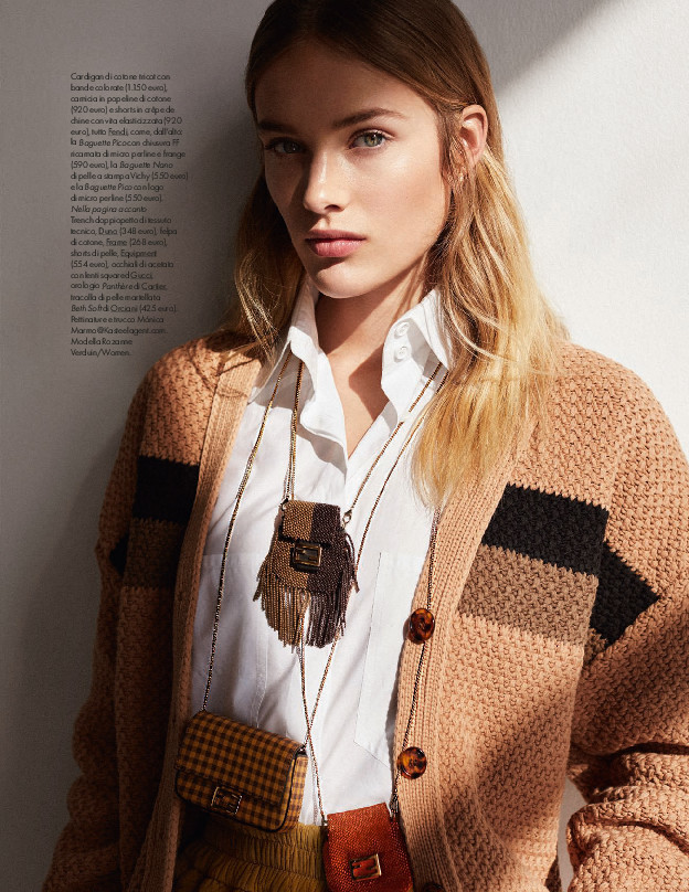 Rozanne for ELLE IT