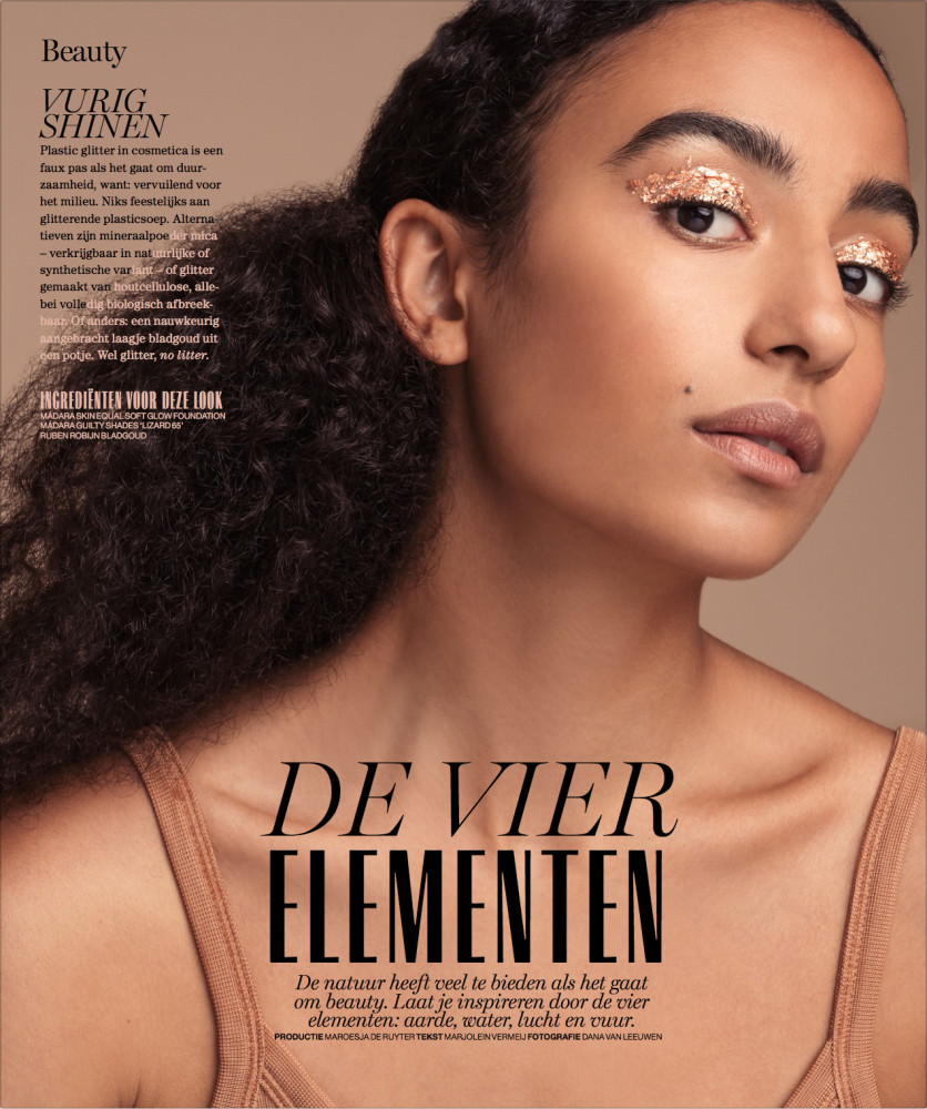 Anna for Marie Claire NL