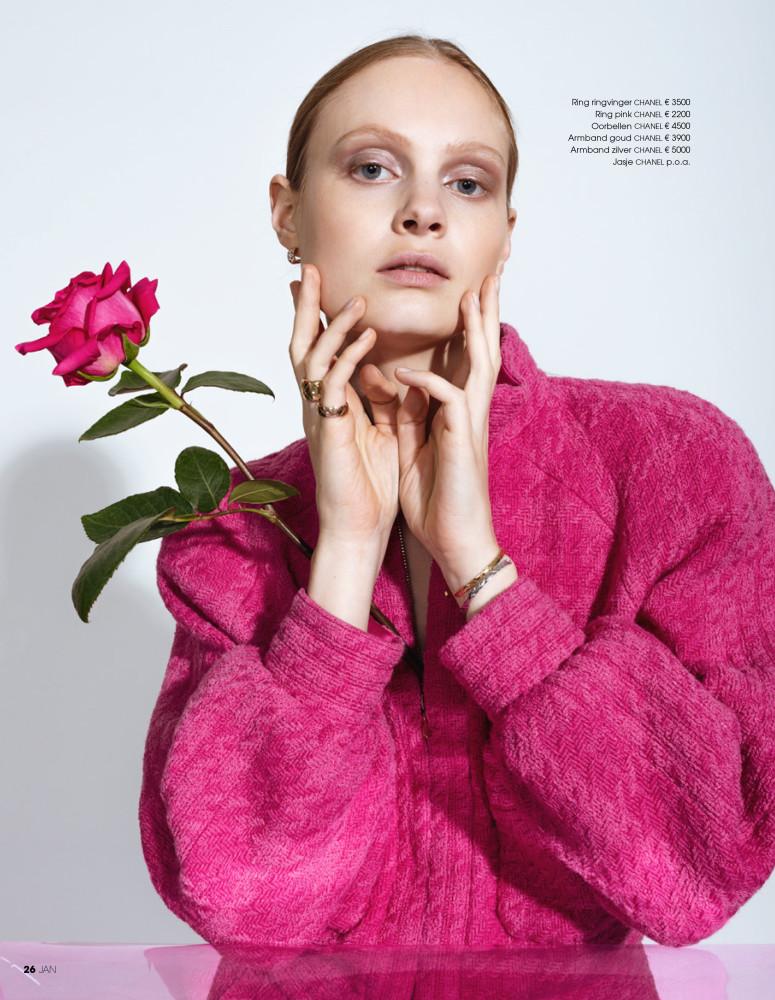 Steffi for Jan Magazine