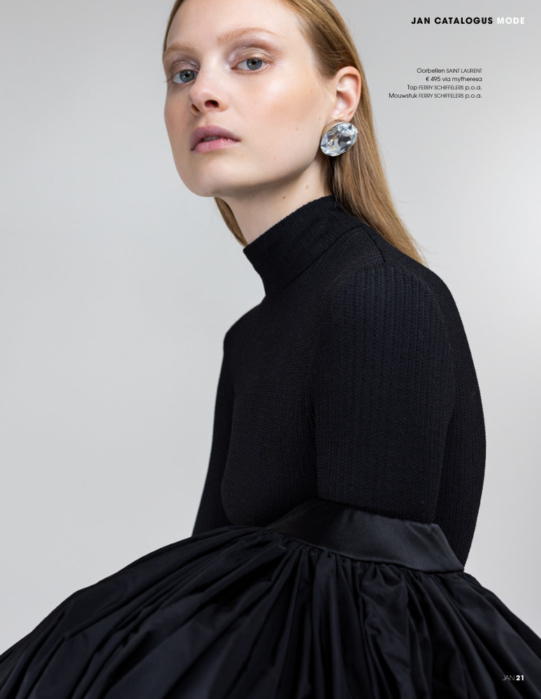Steffi for Jan Magazine