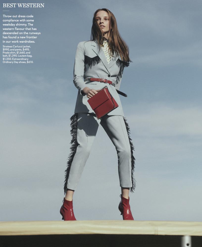 Jamilla for Vogue Australia