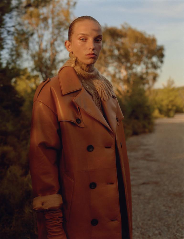 Jamilla for Vogue Portugal