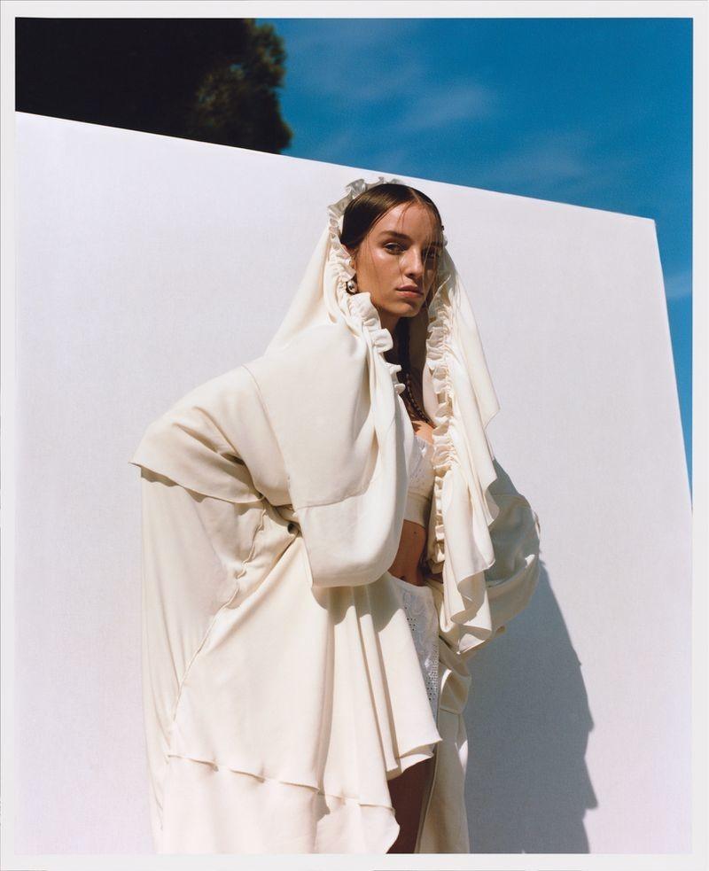 Jamilla for Vogue Poland