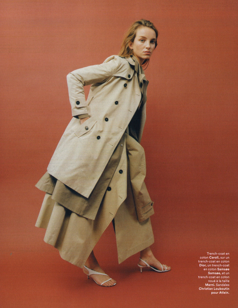 Jamilla for Marie Claire France