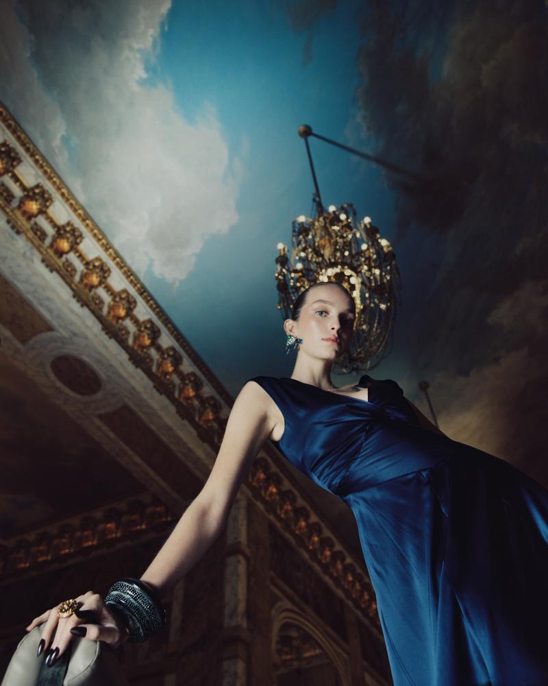 Jamilla for Vogue Singapore
