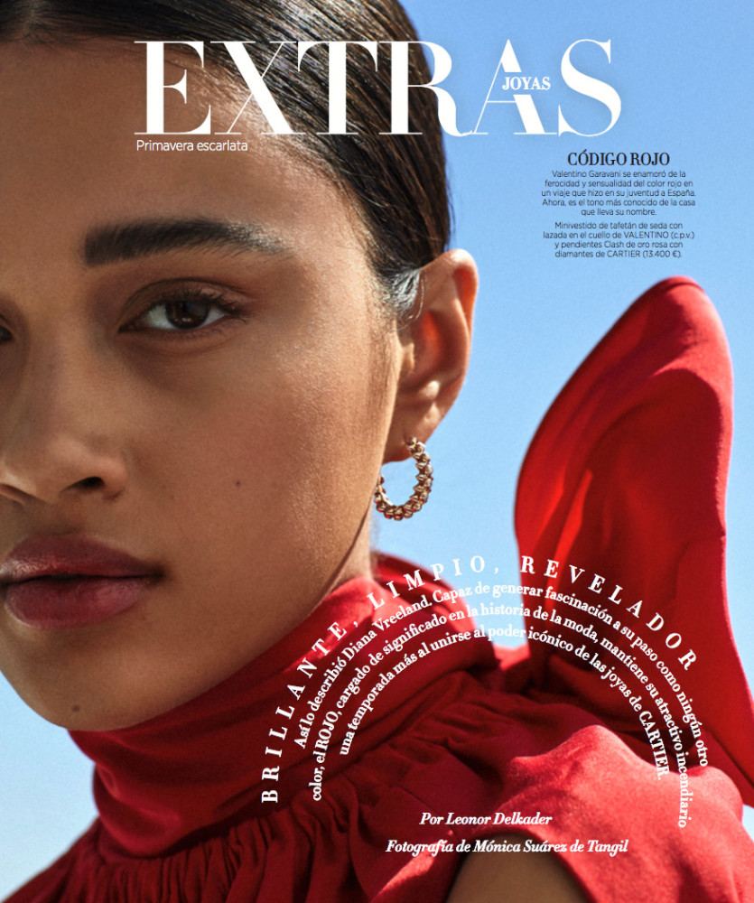 Mara for Harper's Bazaar Spain